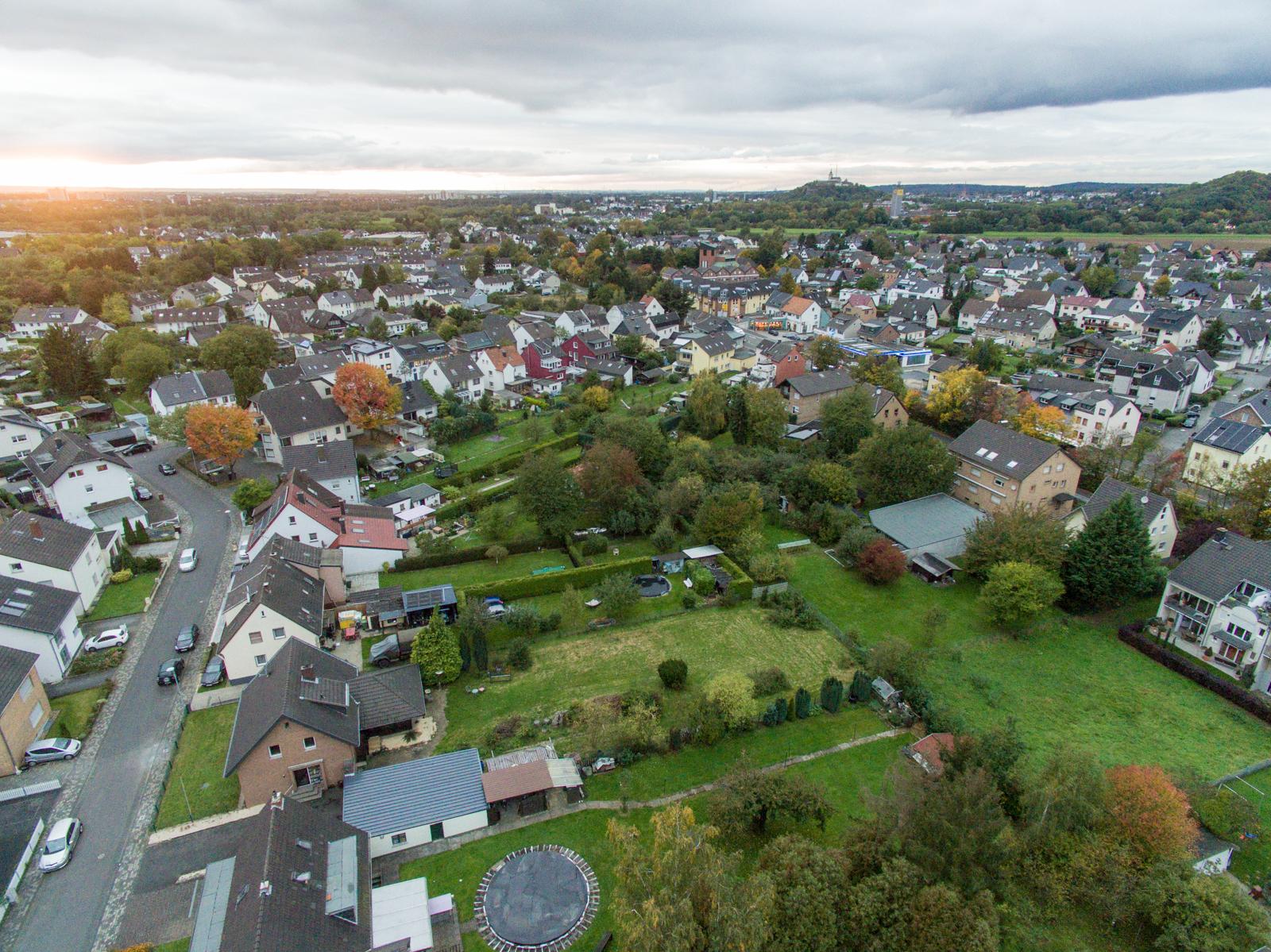 Luftaufnahme Stadtteil Sankt Augustin Buisdorf
